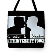 Self-analysis Tote Bag by Withintensity  Touch