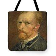 Self Portrait, 1886 Tote Bag
