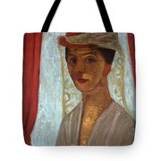 Self Portrait, 1906-7 Tote Bag