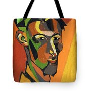 Self Portrait, 1913 Tote Bag