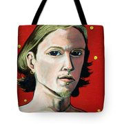 Self Portrait 1995 Tote Bag by Feile Case