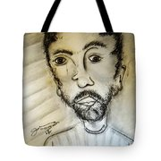 Self-portrait #2 Tote Bag