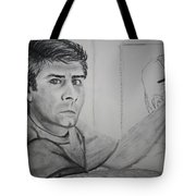 Self Portrait By Stacy C Bottoms Tote Bag
