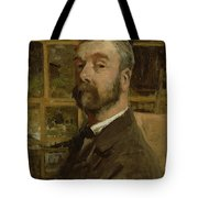 Self Portrait, C.1884 Tote Bag