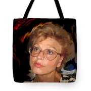 self portrait I Tote Bag