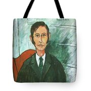 1st Self Portrait Age 33 Tote Bag