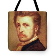 Self Portrait Oil On Canvas Tote Bag