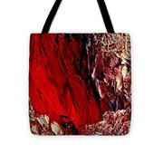 Self-propelled Decomposition  Tote Bag