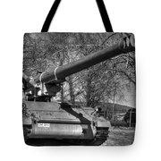 Self Propelled Gun Tote Bag