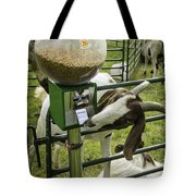 Self Serve Goat Tote Bag