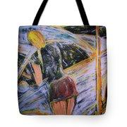 Selling Girl Tote Bag