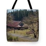 Selma Barn And Country Road Tote Bag