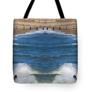 Selsey Mirrored Tote Bag
