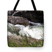 Selway Falls Tote Bag