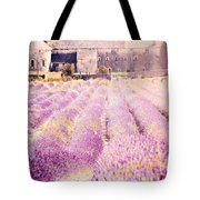 Senanque Abbey Tote Bag