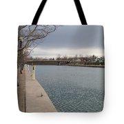 Seneca Falls Marina Tote Bag