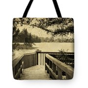 Seney Osprey Tote Bag