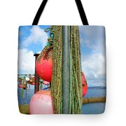 Sennen Cove Buoys Tote Bag