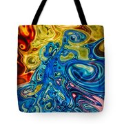 Sensational Colors Tote Bag