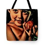Sense Of Innocence  Tote Bag