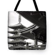 Senso-ji Temple In Tokyo  Tote Bag