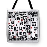 Sentence N. 19 Tote Bag