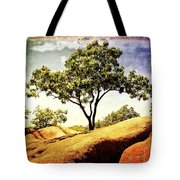 Sentinal Tree Tote Bag