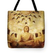 Seokguram Grotto And Bulguksa Temple Tote Bag