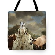 Separating The Sheep From The Goats Tote Bag