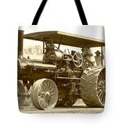 Sepia Case Tote Bag