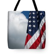 September Flag Tote Bag