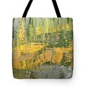 September Reflection Tote Bag