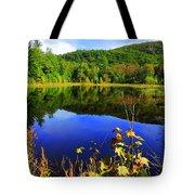 September Reflections Tote Bag