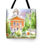 September Saturday Tote Bag