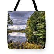 September Storm Clouds Tote Bag