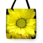 September Yellow Tote Bag