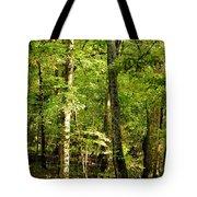 September's Woodlands Tote Bag
