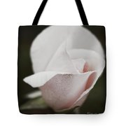 Serendipity Floral Art Tote Bag