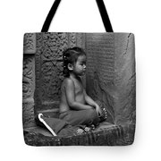 A Moment Of Serenity Tote Bag