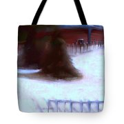 Serene New England Cabin In Winter #10 Tote Bag
