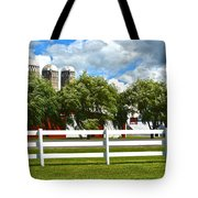 Serene Surroundings Tote Bag