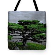Serenity And Balance Tote Bag