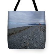 Serenity At The Beach Tote Bag