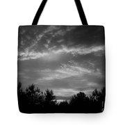 Serenity - Bw Tote Bag