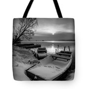 Serenity Tote Bag by Davorin Mance