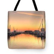 Serenity Harbor 1 Tote Bag