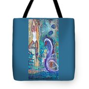 Serenity In Seasons Tote Bag