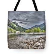 Serenity Of The Sun Tote Bag
