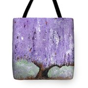 Serenity Willow Tote Bag by Laura Charlesworth