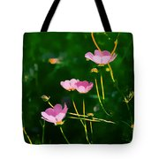 Serenity Within The Cosmos Tote Bag